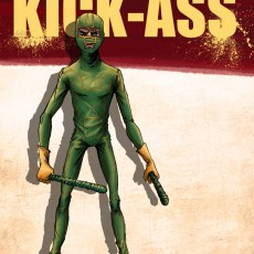 Kick-ass - A3/A4/A5