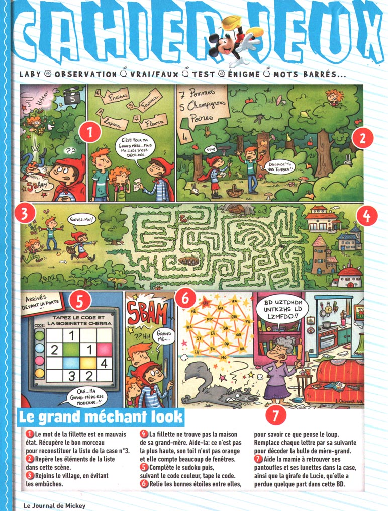 Page du journal 3253