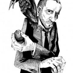 Le vieil homme et le corbeau - 2011