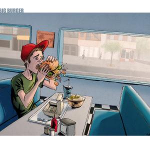 Big Burger - 2014