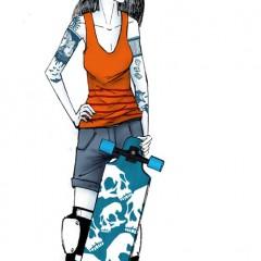 Longboard Girl - 2013