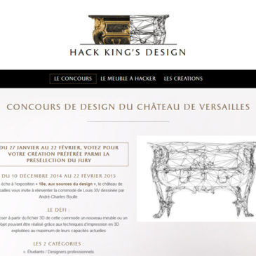 Hack King's Design