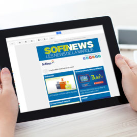 Newsletter Sofinco