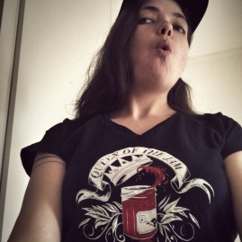 T-shirt Queen of the Jam