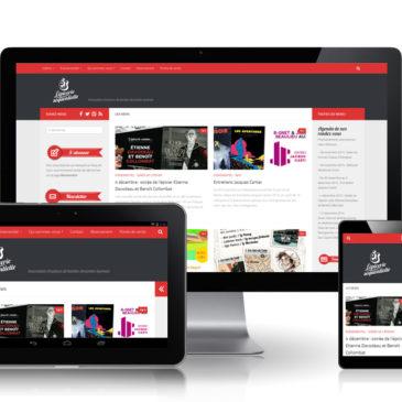 Site Web de l'épicerie Séquentielle V.2