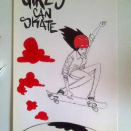 Girls Can Skate IV