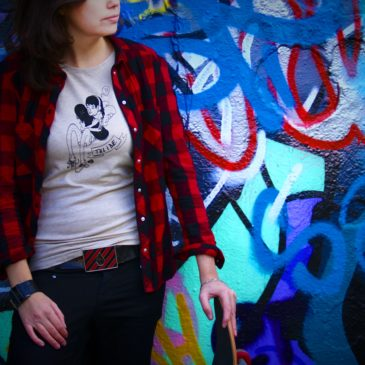 «Skate 'till I die» t-shirts