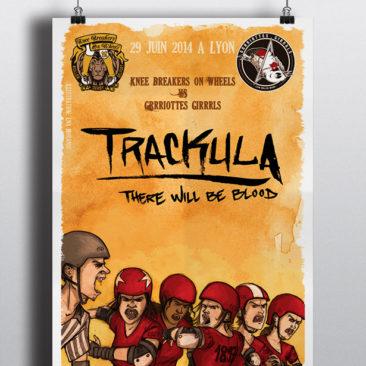 Affiche Trackula