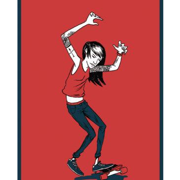 Longboard / Skate Suite